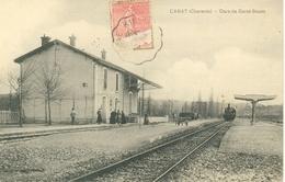 Garat-Gare De Garat-Bouex - Autres Communes
