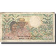 Billet, Madagascar, 1000 Francs = 200 Ariary, 1966, 1966, KM:59a, TB+ - Madagascar