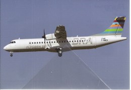 FlygBra ATR-72-600 Bra F-WWEH / 1348 At TLS Svezia - 1946-....: Moderne