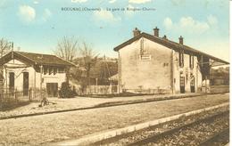 Rougnac-la Gare De Rougnac-Charras - Autres Communes