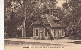 CP , 78 , VERSAILLES , Hameau De  Trianon , La Laiterie - Versailles (Château)