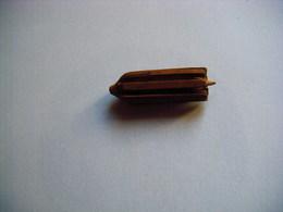 Vannerie - Osier - Rare Ancien Fendoir à Paille Creusois XIX ° Pour Fabrication Chapeau De Paille Art Populaire - Popular Art