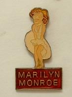 PIN'S PIN'UP - MARILYN MONROE - Pin-ups