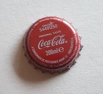 CAPSULE CocaCola Original Taste  Voir Photo - Soda