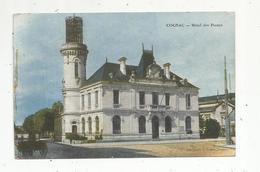 Cp , 16 , COGNAC , Hôtel Des Postes , écrite - Postal Services