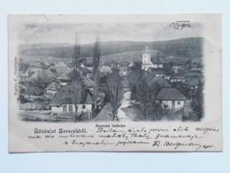 Romania 417 Bretzu Berczek 1903 Ed F Bogdan - Romania