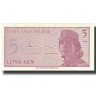 Billet, Indonésie, 500 Rupiah, 1964, 1964, KM:128h, NEUF - Indonésie