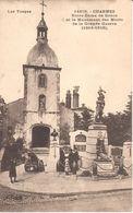 (88) Vosges - CPA - Charmes - Notre-Dame De Grâce Et Le Monument Des Morts - Charmes