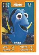 Carte Disney Pixar Auchan 2015  N° 38 Nemo DORY - Disney