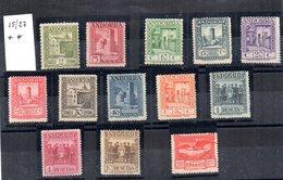 Serie Nº 15/27  Andorra - Unused Stamps