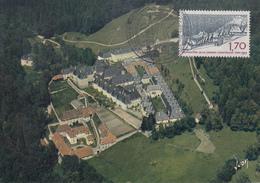 Carte  Maximum  1er  Jour    FRANCE     Monastére  De  La   GRANDE  CHARTREUSE   1984 - Cartes-Maximum