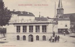 BAINS LES BAINS - Les Bains Romains - Bains Les Bains