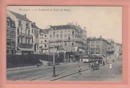OUDE POSTKAART BELGIE -    WENDUINE - TRAM - WENDUYNE - Wenduine
