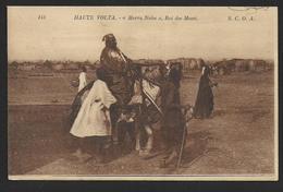 """Haute Volta - """" Morro Naba """" , Roi Des Mossi - Burkina Faso"""