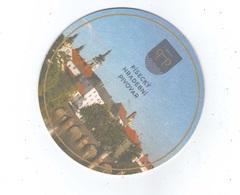 Czech Republic - Minibrewery  In  City Pisek - Beer Mats