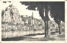 Dinant - CPA - Citadelle, Collégiale Et Tour De Monfat - Dinant