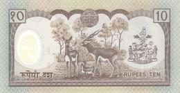 NEPAL P. 45 10 R 2002 UNC - Népal