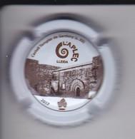 PLACA DE CAVA RABETLLAT DEL CASTELL TEMPLER GARDENY (CAPSULE) APLEC DEL CARGOL (CARACOL-SNAIL-ESCARGOT) - Sparkling Wine