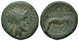 Troas Alexandrie 2,6 G (SNG Cop 77 Ou Sear 4028) - Griegas