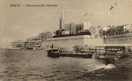 MALTA MARSAMUSCETTO HARBOUR - Malta