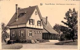 Haute-Bodeux - Hôtel Restaurant Doux Repos (ancienne Résidence Vic. De Kerckhove) - Trois-Ponts