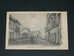FRANCONVILLE   1910 /  RUE     ....  EDITEUR - Franconville