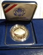 U.S.A. 1987 - Constitution - ONE DOLLAR FDC Proof - Argento / Argent / Silver - Conf. Originale (6 Foto) - Emissioni Federali