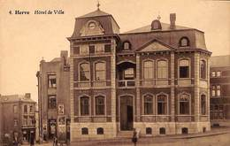 Herve - Hôtel De Ville (animée, Café) - Herve
