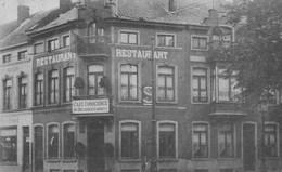Café Conscience ¨Declerck-Lahaeye -Restaurant. Rue F. Nicolay 2,Ougrée---+scan-- - Bélgica