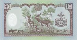 NEPAL P. 54 10 R 2001 UNC - Nepal