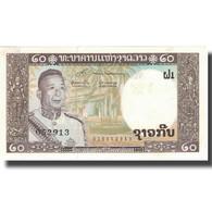 Billet, Lao, 20 Kip, 1963, 1963, KM:11b, SPL+ - Laos