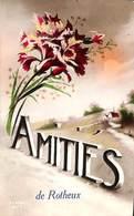 Amitiés De Rotheux (fleurs, 1922) - Neupre