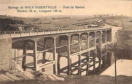 Barrage De Walk Robertville - Pont De Haelen (en Construction) - Waimes - Weismes