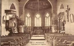 Haneffe - Intérieur De L'Eglise (PIB) - Donceel