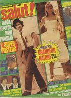 SALUT ! - N° 86 DU 10 AU 23 JANVIER 1979 -JOHNNY-SOUCHON-VOULZY-KAREN CHERYL- FRAIS PORT COMPRIS POUR LA FRANCE - Musique