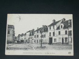 FRANCONVILLE   1910 /    RUE....  EDITEUR - Franconville