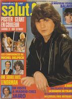 SALUT ! - N° 92 DU 4 AU 17 AVRIL 1979 -BALAVOINE-DELPECH-LENORMAN-JAIRO- FRAIS PORT COMPRIS POUR LA FRANCE - Muziek