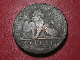 Belgique - 10 Centimes 1847 3033 - 1831-1865: Léopold I