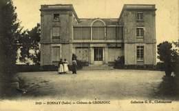 36 ROSNAY / CHATEAU DE GROSJONC  / A 210 - Sonstige Gemeinden
