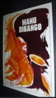 Carte Postale - Manu Dibango (Jazz) (saxophone) Illustration : José Correa - Musik Und Musikanten