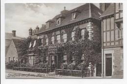 Stratford-on-Avon, Marie Corelli's House. - Stratford Upon Avon