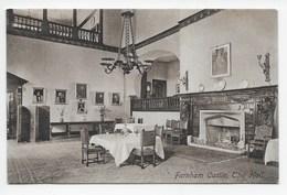 Farnham Castle, The Hall - Frith 43255 - Surrey