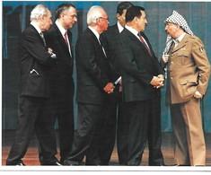 CARTE  PHOTO  A.F.P     27.5x17.5   EGYPTE / LE CAIRE  1994) - Postcards