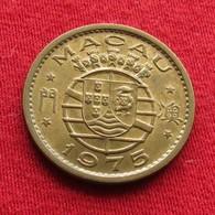 Macau 10 Avos 1975  Macao #0 - Macao