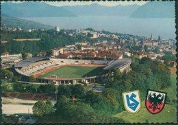 LAUSANNE 1960 : LE STADE OLYMPIQUE - VD Vaud