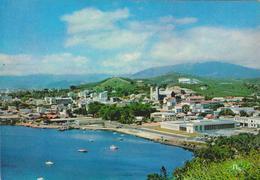 NOUMÉA, N.-Calédonie. Le Centre Ville Vu De La CRETE De L'artillerie. No Circulada / Non Voyagée - Nueva Caledonia