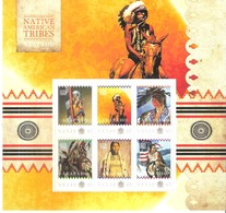 Native American Tribes - Indians  - Arapaho - Nevis 2011 - Sheet - XX/MNH (to See) - American Indians