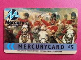 UK - MERCURY - Battle Of Waterloo Napoléon - Used - Ver. Königreich