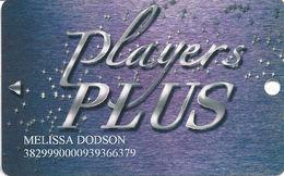 Newcastle Gaming Center Oklahoma Players Plus Slot Card - Casino Cards
