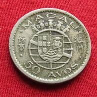 Macau 50 Avos 1952  Macao - Macao